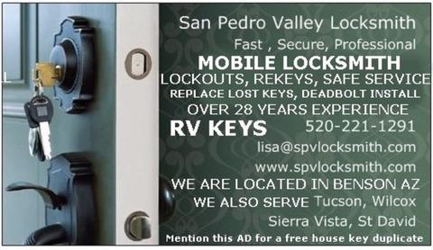 San Pedro Valley Locksmith